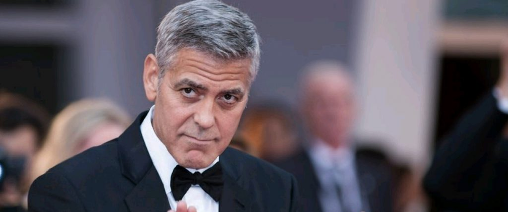 George Clooney attacked the anti-masks