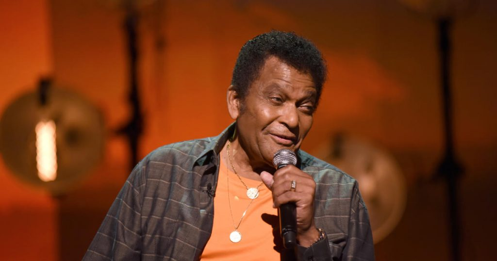 Groundbreaking country music star Charlie Pride has died at the age of 86