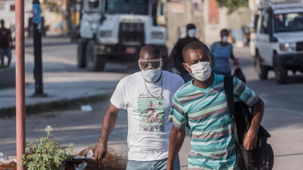Instead of initiating vaccinations, Haiti records an increase in cases