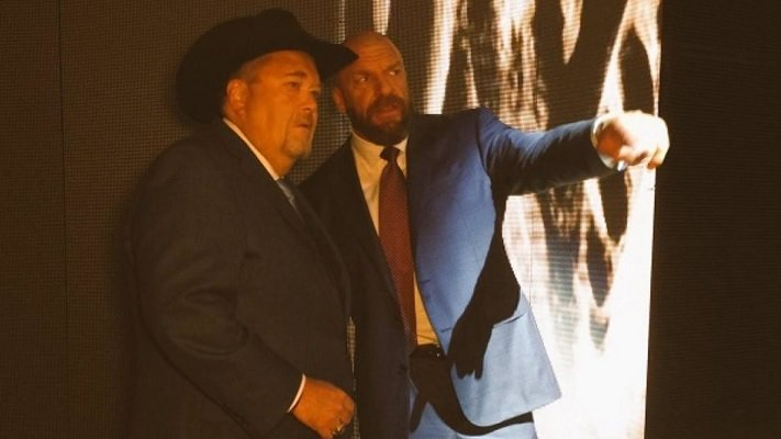 Jim Ross wanted to show WWE writers how to bring 'their' talent