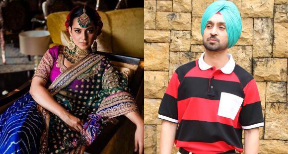 Kangana Ranaut Vs Diljit Dosanj Twitter War: Netizens are eager to learn Punjabi after the war of words