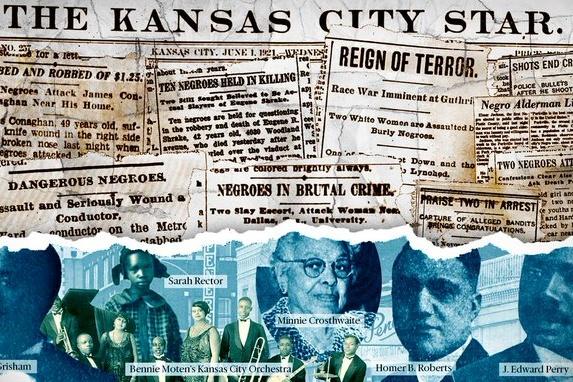 Kansas City    The newspaper apologized for decades of racist coverage