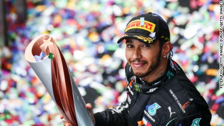 Will we ever see another Formula One champion like Louis Hamilton?