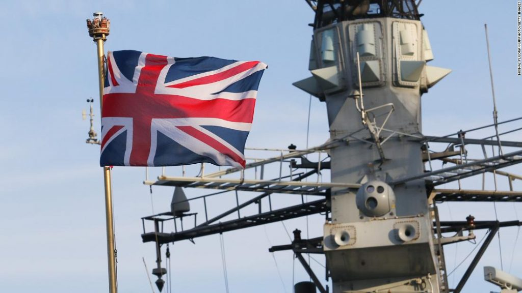 No-deal Brexit: Navy boats standby to protect UK waters