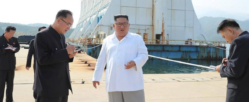 North Korea wants to redevelop iconic tourist resort