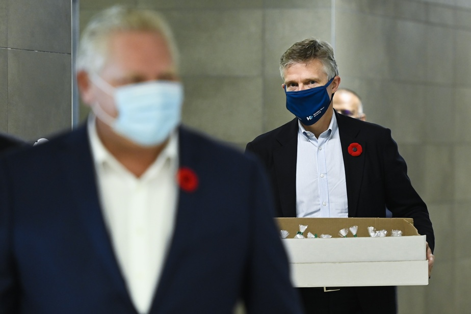 Ontario Finance Minister Travel    Prime Minister Ford has admitted he made a mistake