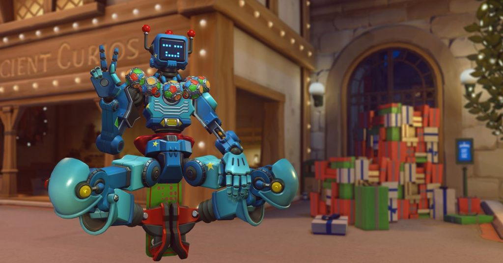 Overwatch Winter Wonderland 2020: Skins, Dates and New Mode Revealed