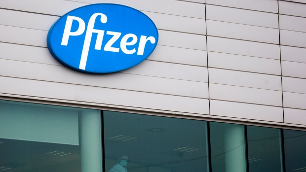 Pfizer faces challenges in manufacturing COVID-19 vaccines, a U.S. health official has said