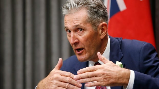 Premier says reserving COVID-19 vaccines for first nations in Manitoba is 'unfair'
