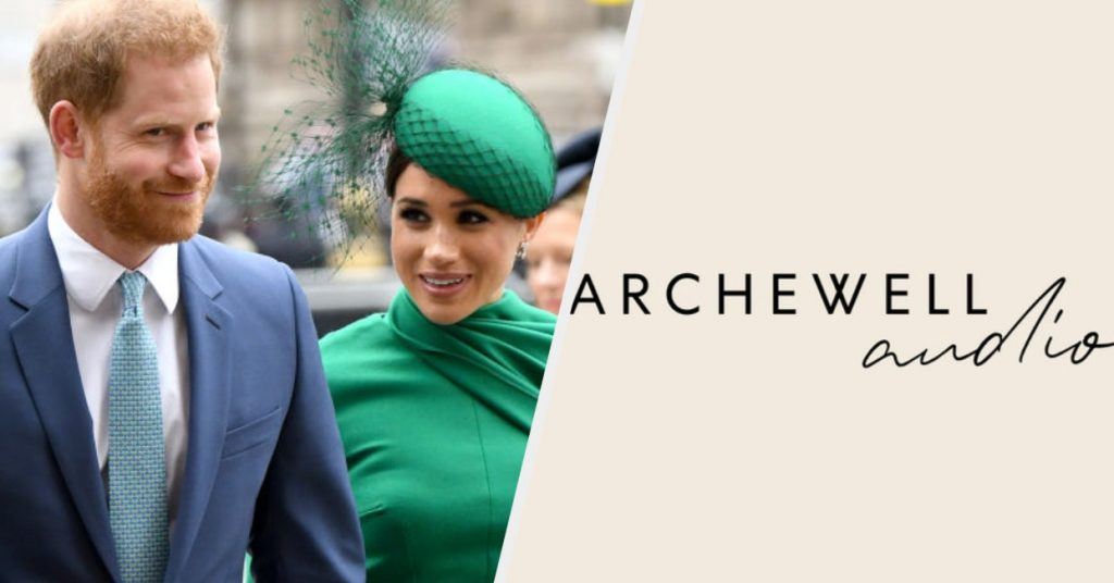 Prince Harry and Meghan Markle started a podcast