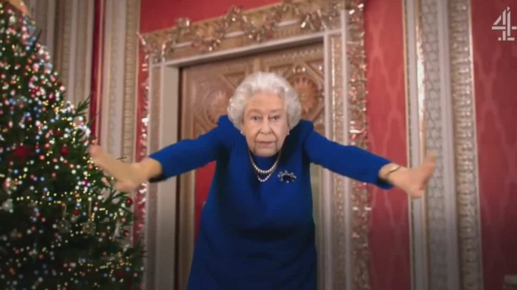 Queen's 'Deep Fake' has caused a stir in the UK