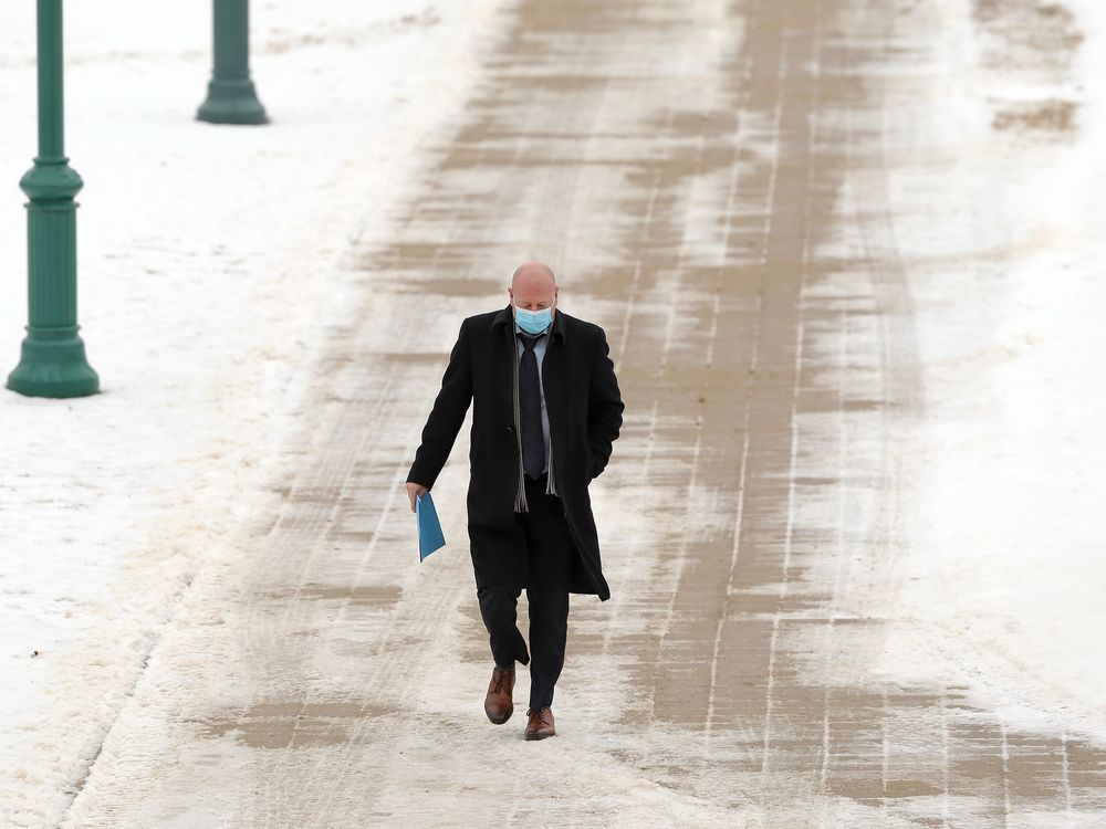 Rousseau warned against traveling inside and outside Manitoba