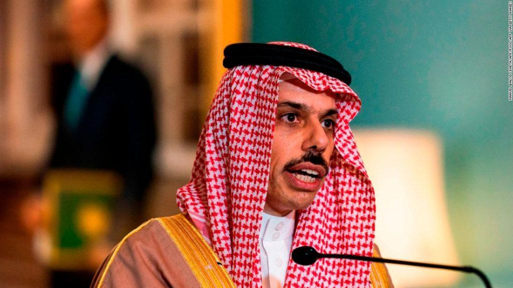 "Saudi Arabia has said it has made ""significant progress"" towards resolving the Qatar dispute"
