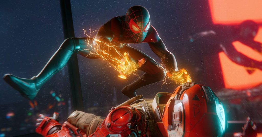 Spider-Man: Miles Morales PS5 Patch Adds Ray Tracing to 60 fps Mode