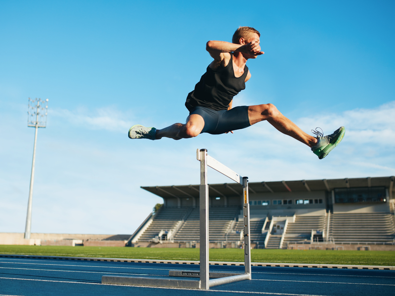 Technology: To jump very fast, but necessary