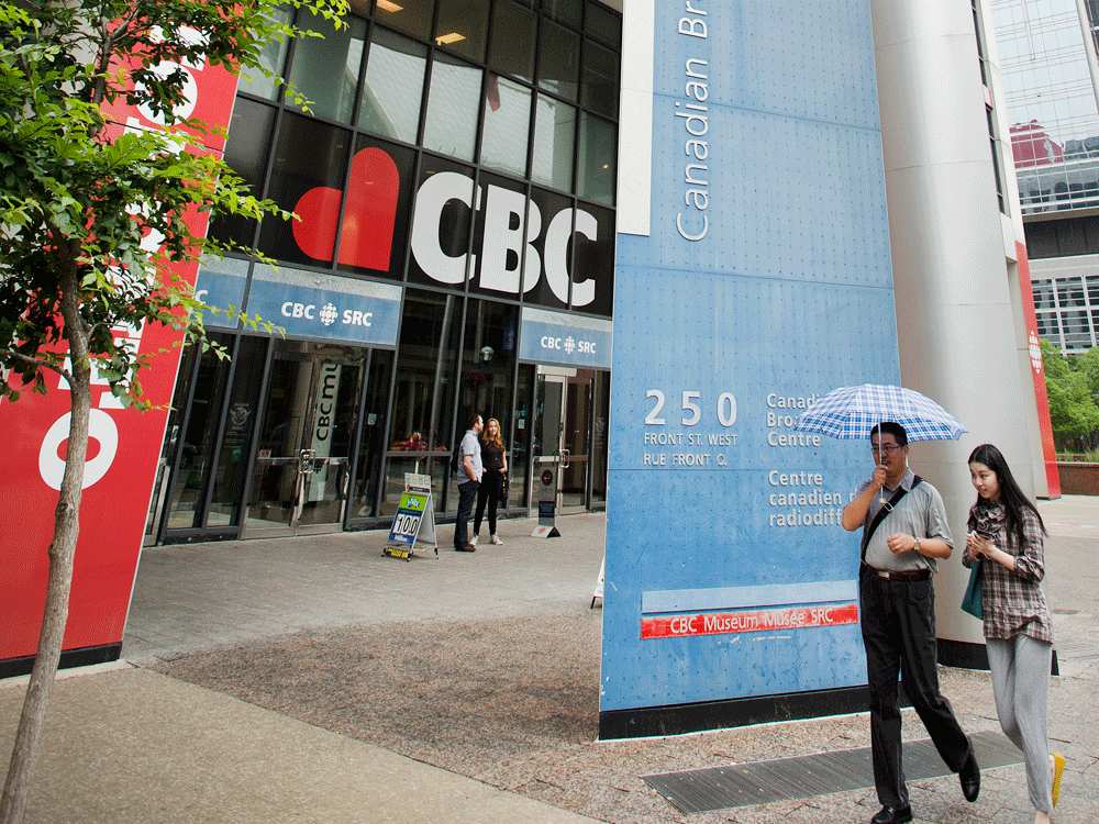 The Broadcasting Authority of Canada examines requests to 'investigate' CBC's branded content