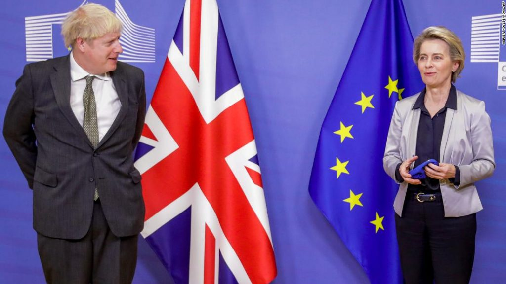 The UK and EU extended Brexit talks on Sunday