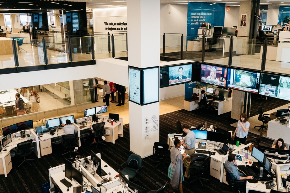 The Washington Post editorial staff reaches a historic high