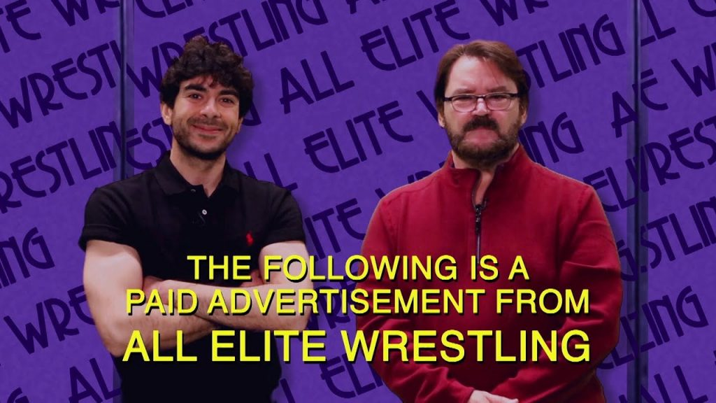 Tony Khan has words for Don Kallis in Tonight's Impact Wrestling