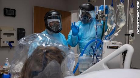 States prepare for vaccine roll-out as US looks at new level for Kovid-19 hospitals