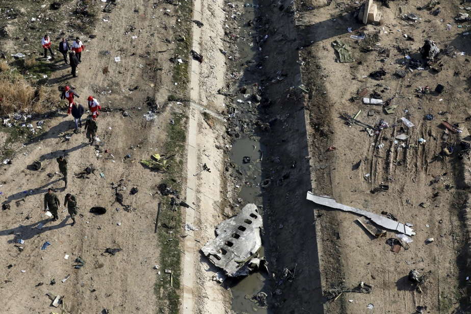 Ukraine International Airlines Flight PS752    Tehran must pay $ 150,000 to the families of the victims