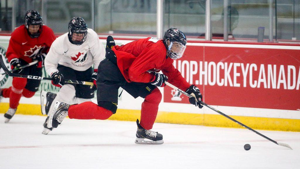 WJC Notebook: Team Breaks Canada's Deep, Dangerous 2021 List