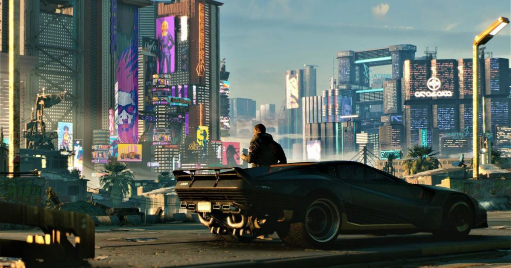 You can play Cyberpunk 2077 on December 10, depending on where you live