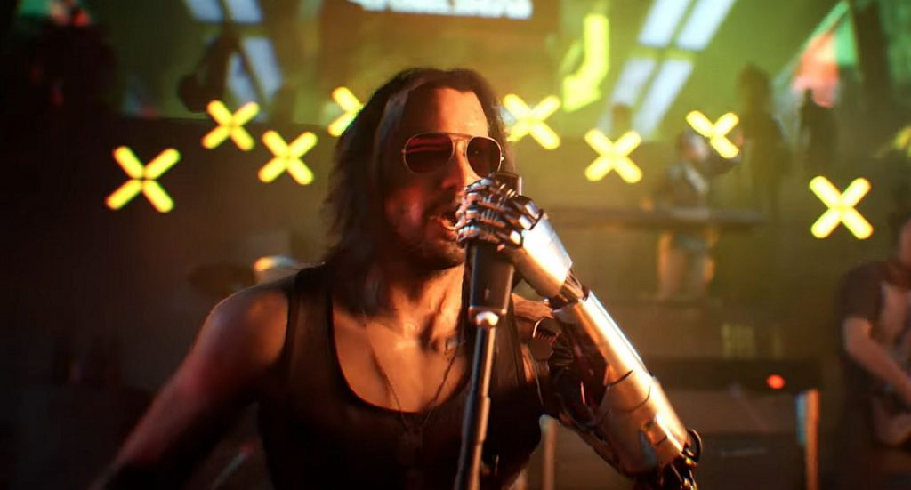You can pre-load and play Cyberpunk 2077 this week