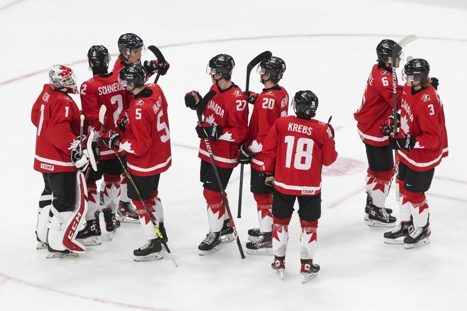 World Junior Championship    Canada is preparing to face the checks