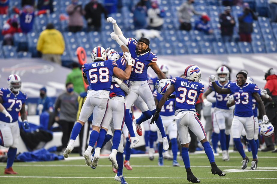 Bills win the first playoff game in 25 years