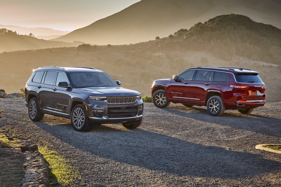 Jeep |  Grand Cherokee will rise to play in the new register