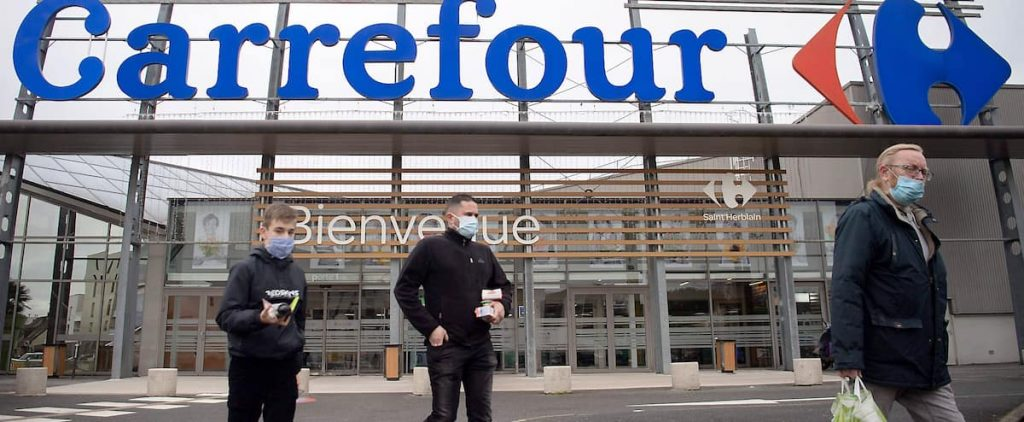Couche-Tard abandons Carrefour |  The Journal of Montreal