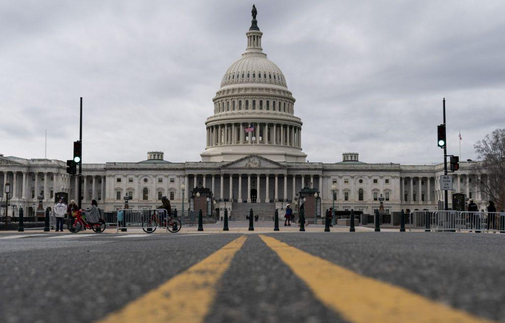 A group of Republican senators refused to confirm Biden's victory