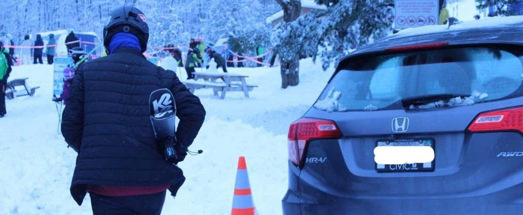 Autouis: Ontarians take advantage of the Quebec winter