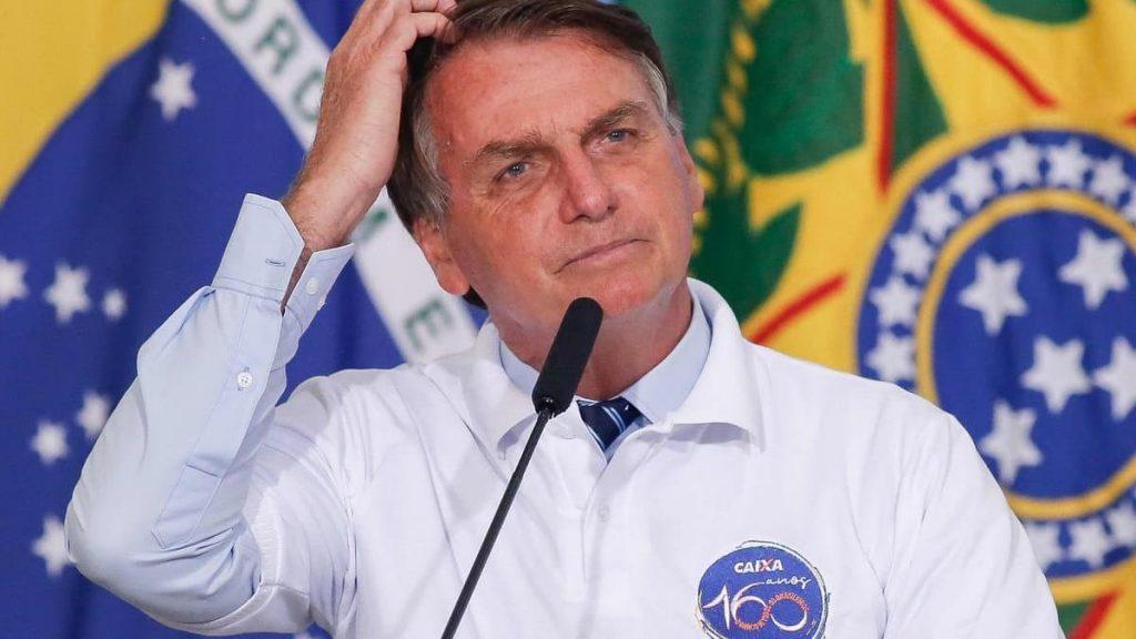 Bolsonaro questioned the effectiveness of the vaccine