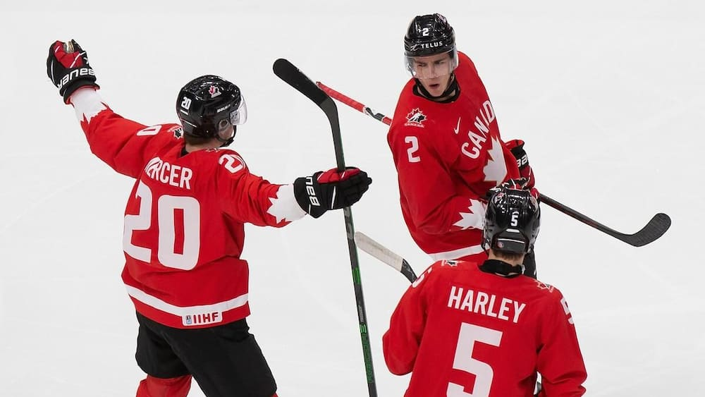 Canada in the final!