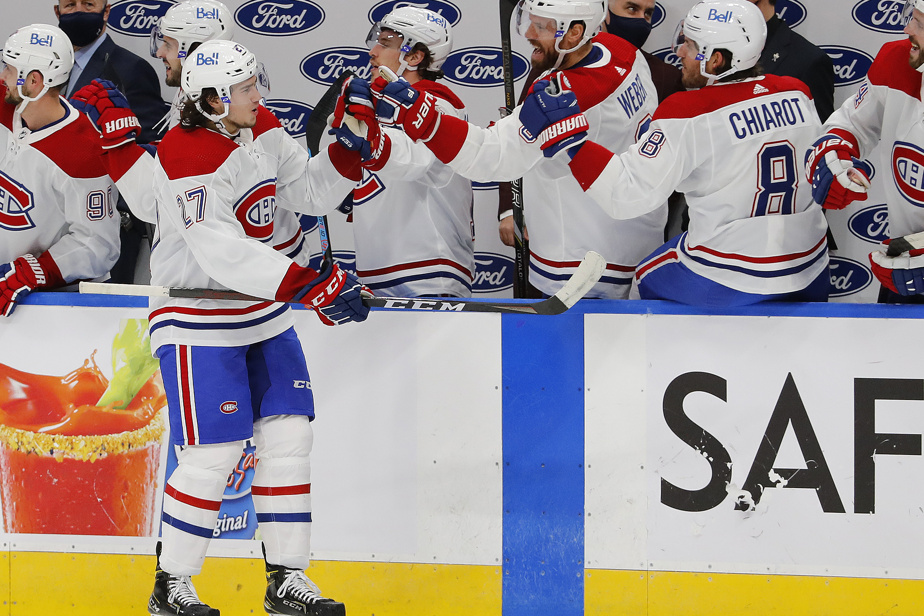 Canadian 3 - Oilers 1    Perfect trip to Edmonton for Canadians