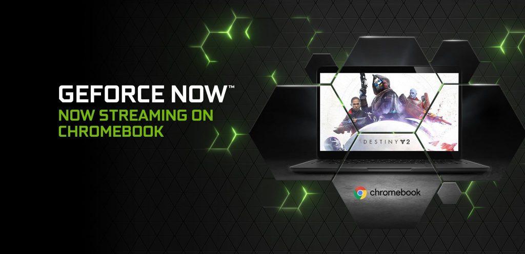 NVIDIA Geforce Now : le cloud gaming à portée de main