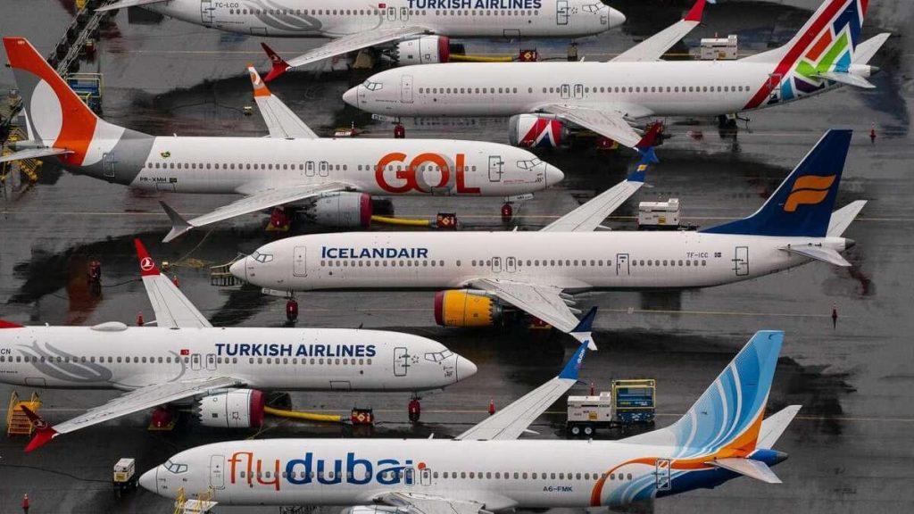 Crash of 737 MAX: Boeing pays $ 2.5 billion