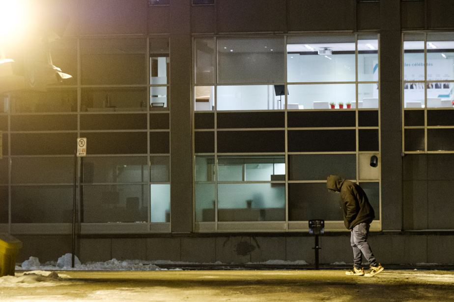 Curfew    Quebec agrees to grant an exemption to the homeless