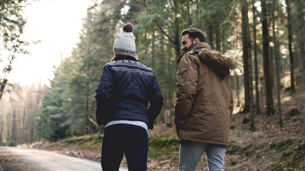 Enjoy nature regularly to deal with work-related stress