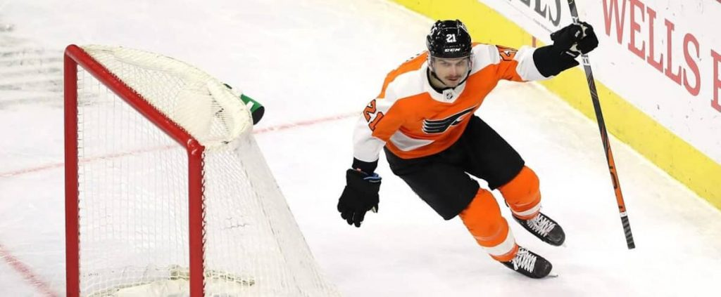 Flyers play with fire, but win over islanders