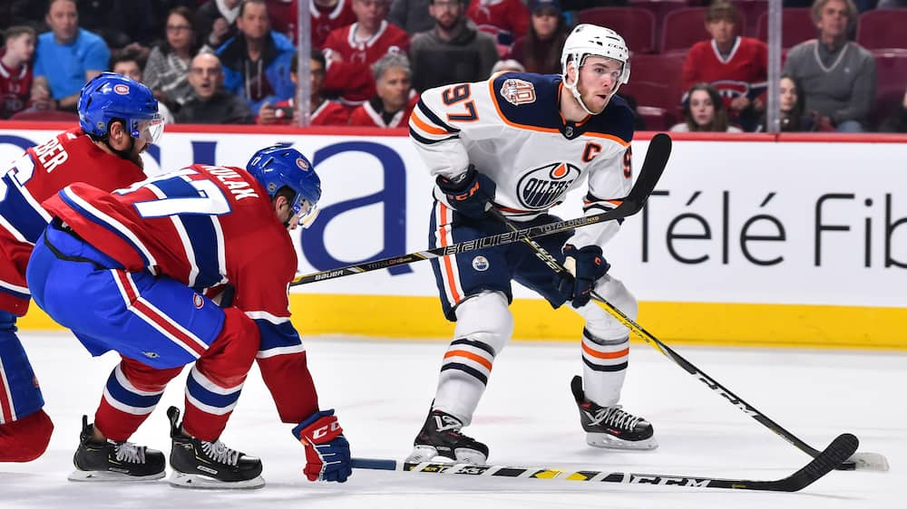 Is McDavid too fast for CH defenders?