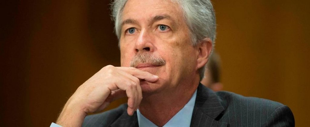 Joe Biden has named former diplomat William Burns as CIA chief