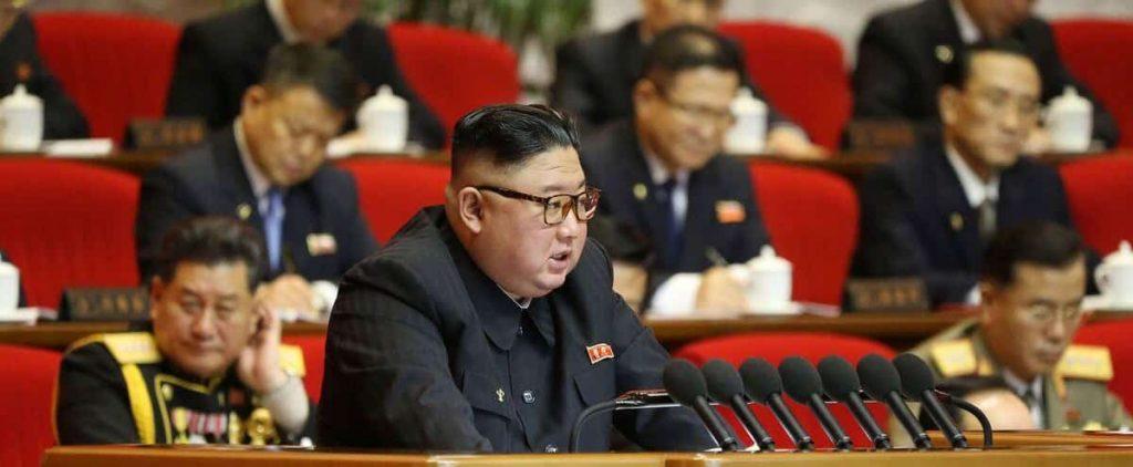 Kim Jong-un vowed to increase Pyongyang's military capabilities