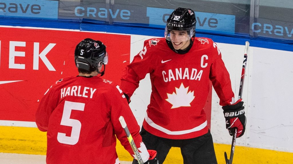 Monfial Junior - Canada face the Czech Republic in the quarterfinals