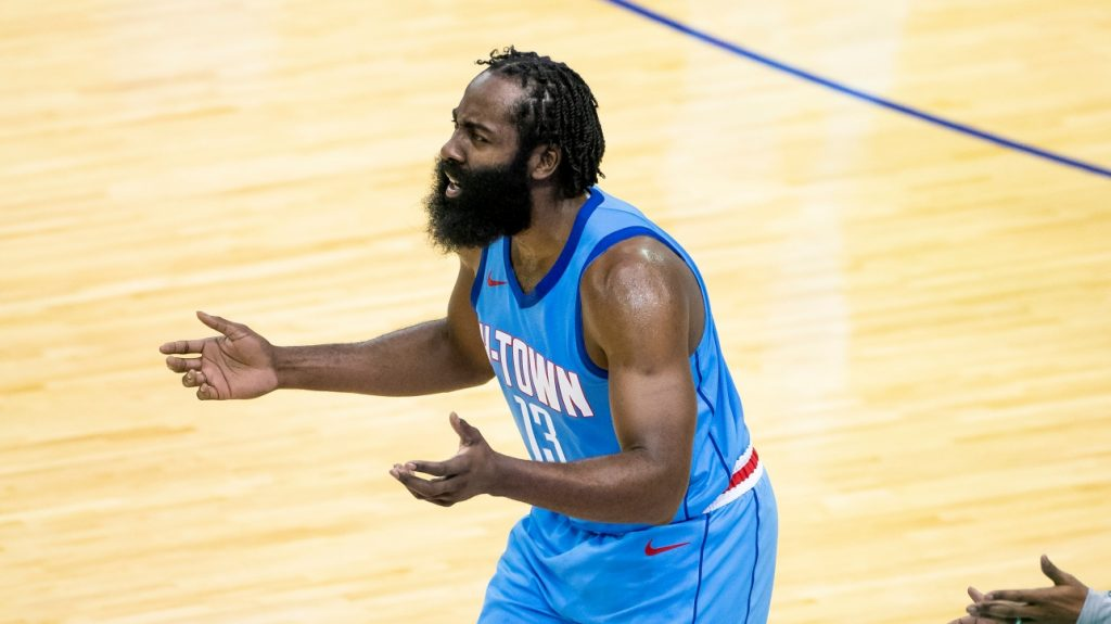 NBA: James Harden has finally expressed his frustration over the Houston rockets