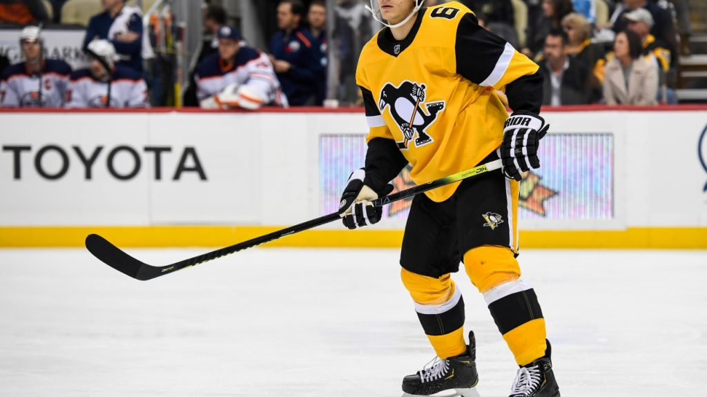 NHL - Penguins: 6-year, 4 26.4 million contract extension for John Marino