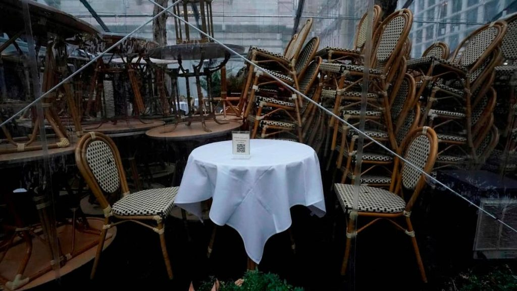 New York restaurants can reopen indoors on Valentine's Day