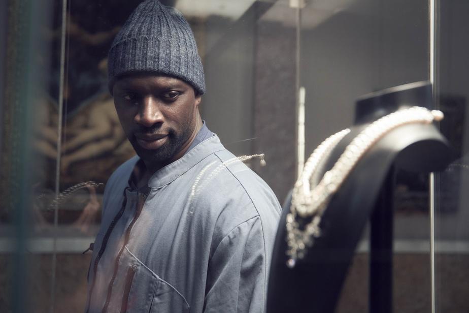 Omar C dusts off Arsenal Lupine on Netflix